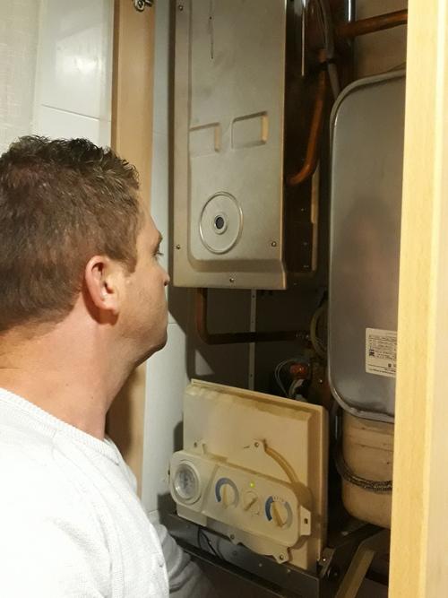Técnico de Calderas de Gas en Cuenca